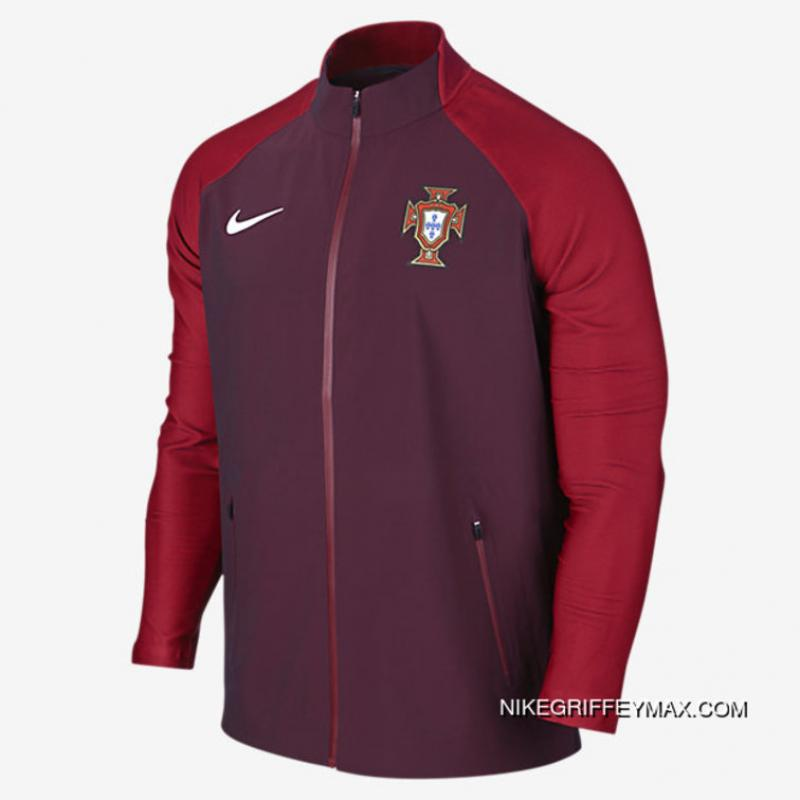 estética de lujo Venta caliente 2019 en stock Nike Portugal Elite Revolution Woven 3 Mens Track Jacket Deep ...