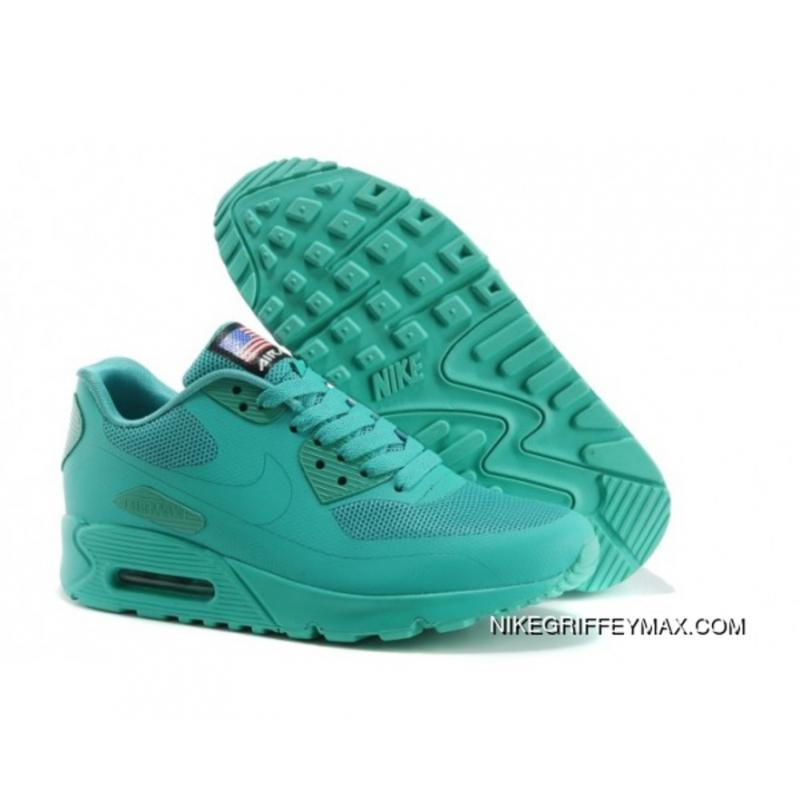 bcfe8af4207 Latest Mens Nike Air Max 90 Hyperfuse Qs Apple Green ...
