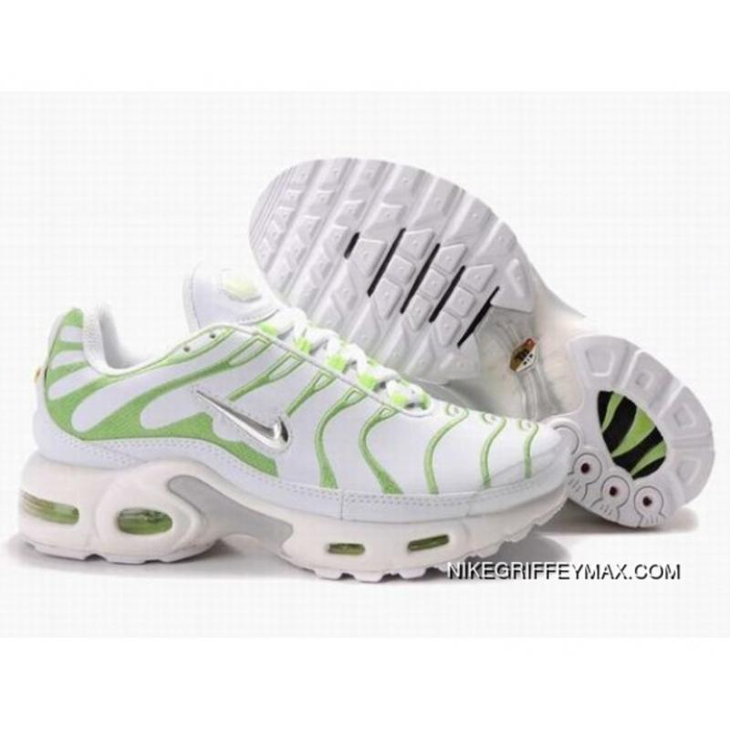 Best Womens Nike Air Max Tn Green White, Price: $77.33