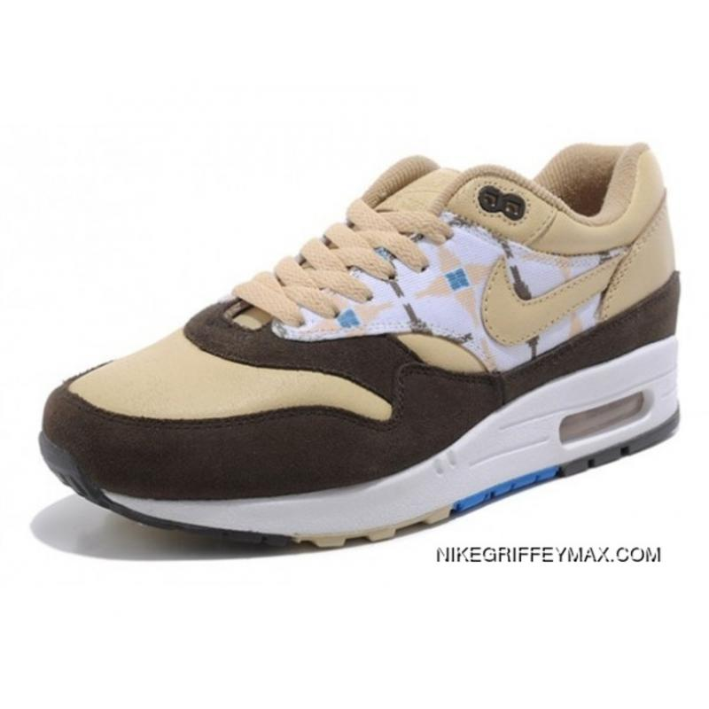 Womens Nike Air Max 1 87 Beige Latest ...
