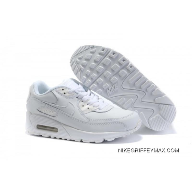 Womens Nike Air Max 90 White Lightblue Latest, Price: $87.62