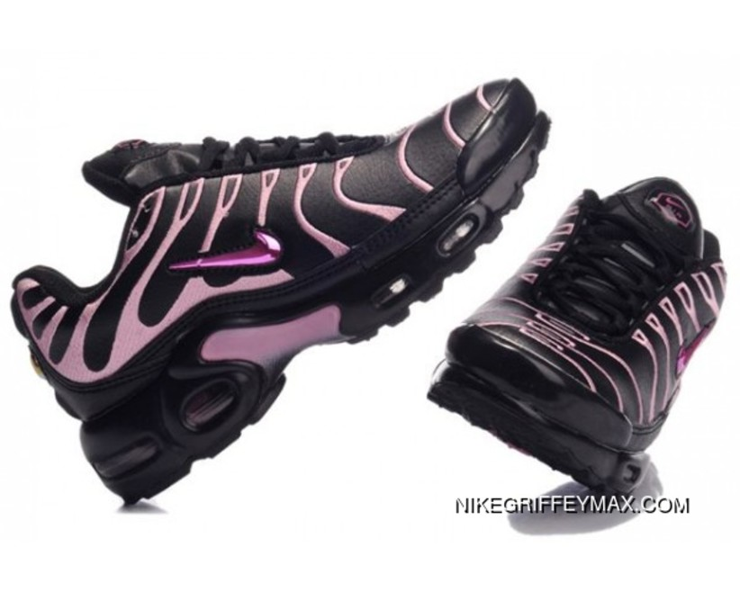 premium selection 00f6c 7f913 Womens Nike Air Max Tn Black Light Red Discount