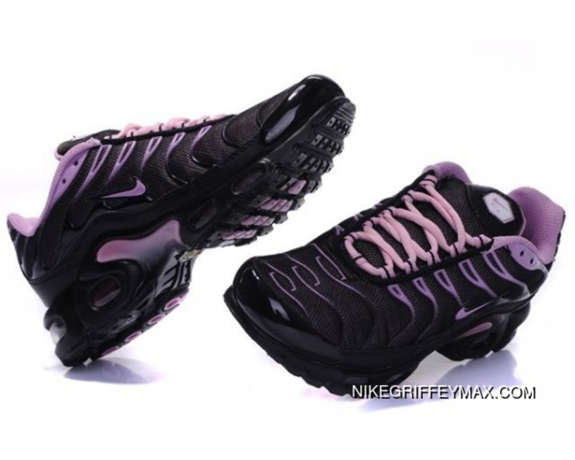 cheaper 9ed18 fe6df Womens Nike Air Max Tn Black For Sale